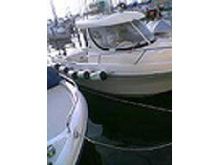 Quicksilver, staff's motorboat