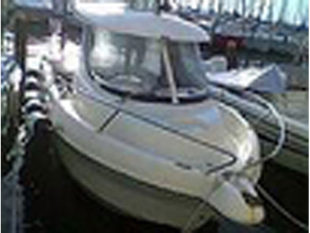 Quicksilver motorboat for business purposes